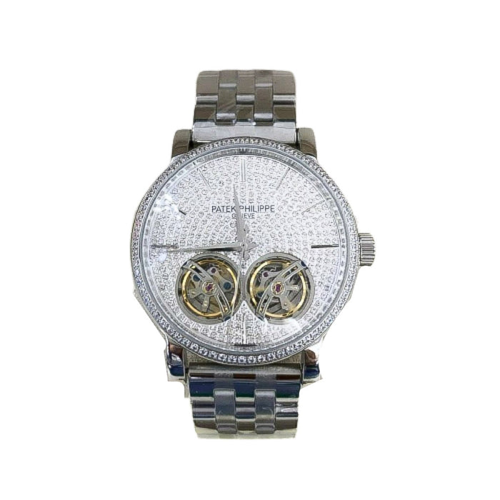 Patek Philippe PP894 Tourbillon - Men's Chain Watch - Bejewel