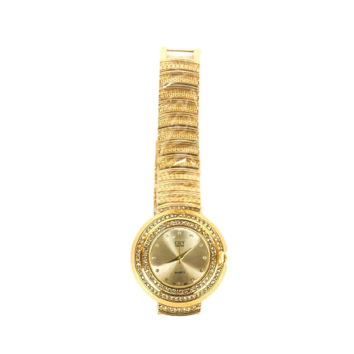 City CT280 women's chain watch - Bejewel