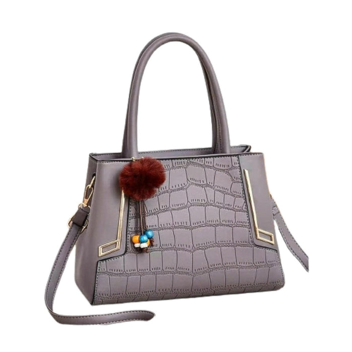 WH778 Women's Fashion Handbag - Bejewel