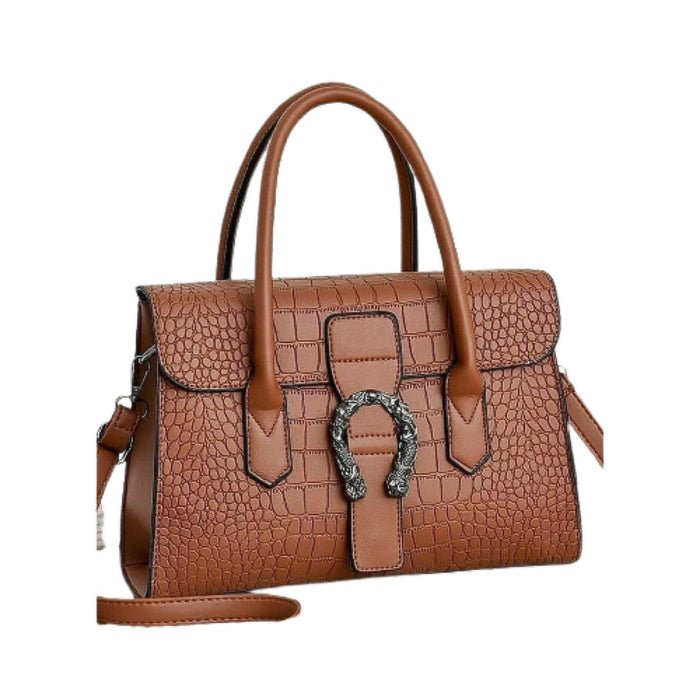 WH656 Women's Fashion Handbag - Bejewel