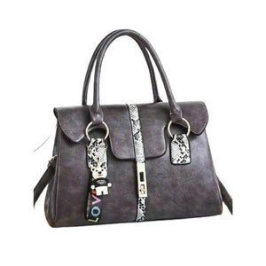 HB646 Women's Fashion Handbag - Bejewel