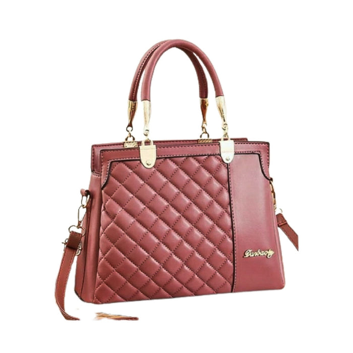 HB574 Women's Fashion Handbag - Bejewel
