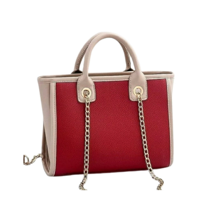 HB571 Women's Fashion Handbag - Bejewel