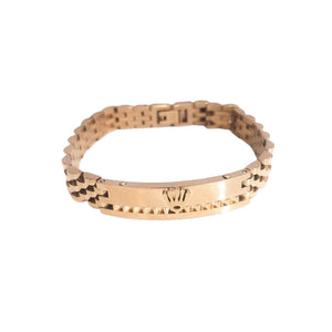 Rolex RL982 unisex chain bangle - Bejewel