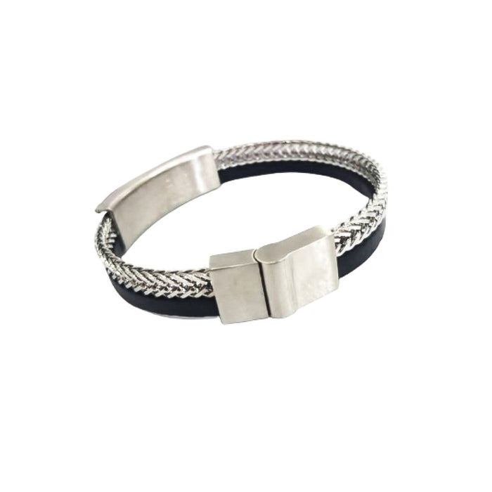 FB566 men's bangle - Bejewel