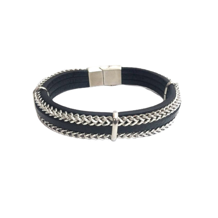 FB216 men's bangle - Bejewel