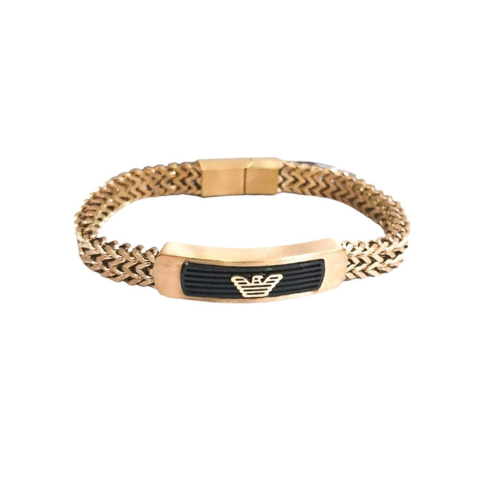EA753 Unisex Chain Bangle - Bejewel