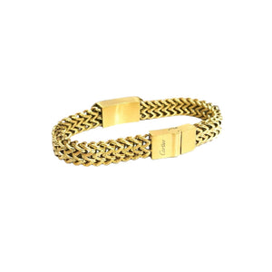 CT257 Designer - Men's Chain Bangle - Bejewel