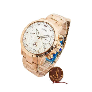 CT606 Chronograph - Men's Chain Watch - Bejewel
