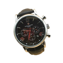 Load image into Gallery viewer, Patek Philippe PP350 Chronograph - Men's Leather Watch - Bejewel