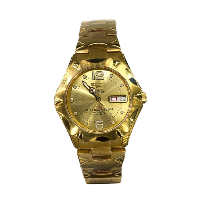 Seiko SK771 Automatic - Unisex Chain Watch - Bejewel