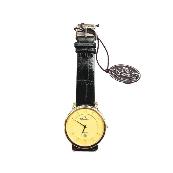 Survivor SV113 men's leather watch - Bejewel