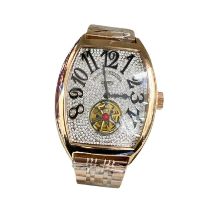 FM548 Tourbillon - Men's Chain Watch - Bejewel