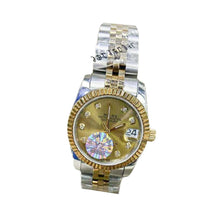 Load image into Gallery viewer, Rolex Oyster RO415 Automatic - Women's Chain Watch - Bejewel