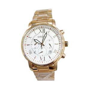 Citizen CZ190 Chronograph - Men's Chain Watch - Bejewel