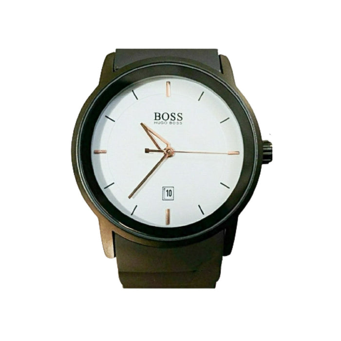BS858 Unisex Rubber Watch - Bejewel