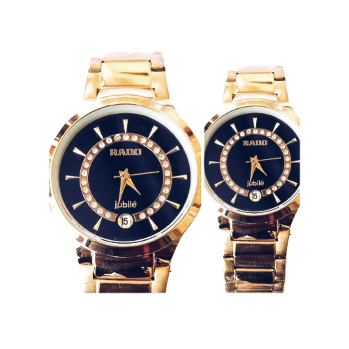 Rado RA337 couples chain watch - Bejewel