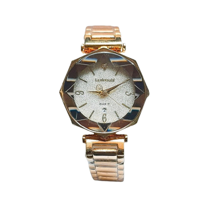 Look World LW713 Women's Chain Watch - Bejewel