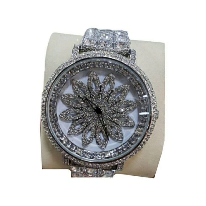 Forecast FC465 stone crystals - women's chain watch - Bejewel