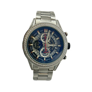 TH322 Automatic Chronograph - Men's Chain Watch - Bejewel