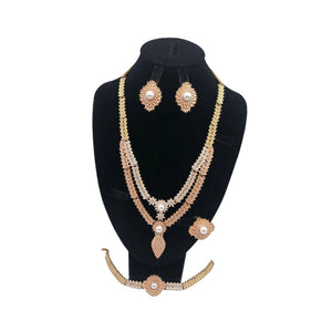 JS713 Women's Jewelry Set - Bejewel