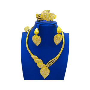 JS738 Women's Jewelry Set - Bejewel