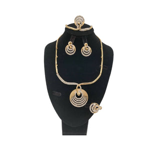 JS771 Women's Jewelry Set - Bejewel
