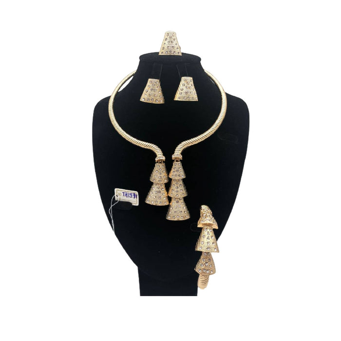 JS831 Women's Jewelry Set - Bejewel