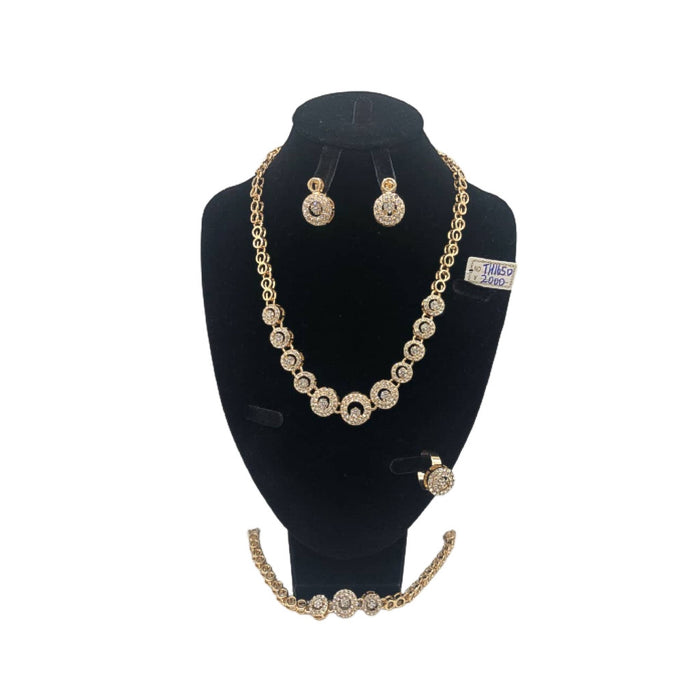 JS247 Women's Jewelry Set - Bejewel