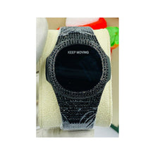 Load image into Gallery viewer, Keep Moving KM812 Touch Screen - Unisex Chain Watch - Bejewel