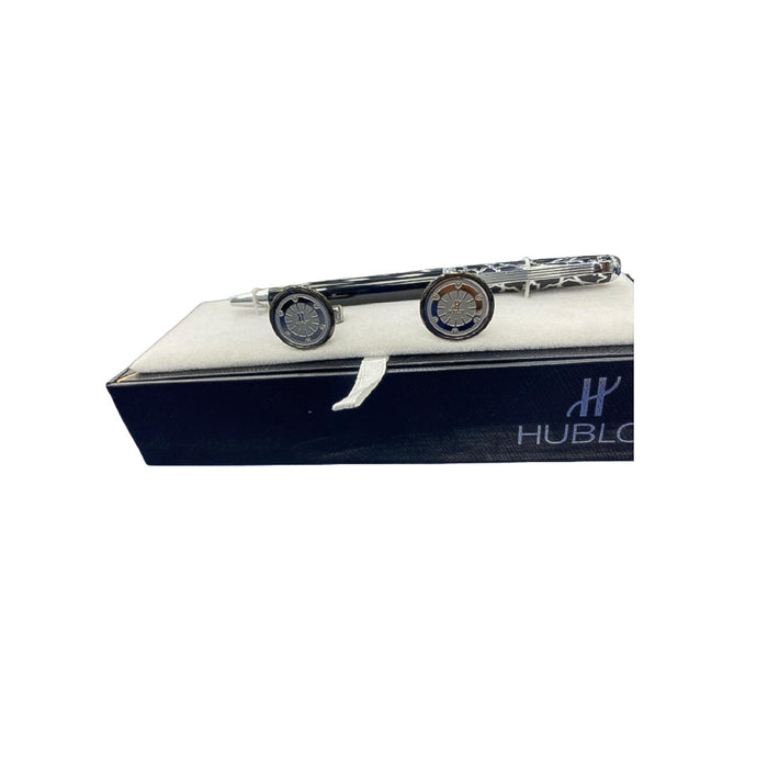 CB912 Cufflink And Biro Set - Bejewel
