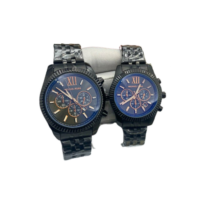MK785 Couples Chain Watch