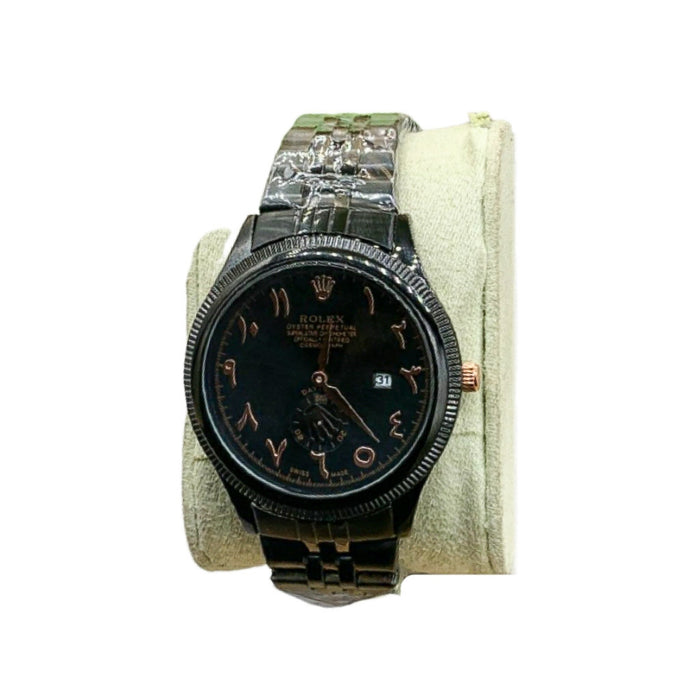 RL523 Unisex Chain Watch - Bejewel