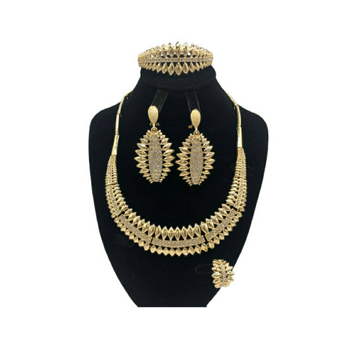 JS909 Women's Jewelry Set - Bejewel
