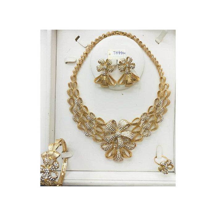 JS686 Women's Jewelry Set - Bejewel