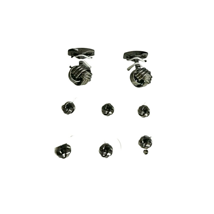 CS332 cufflink and stud set - Bejewel