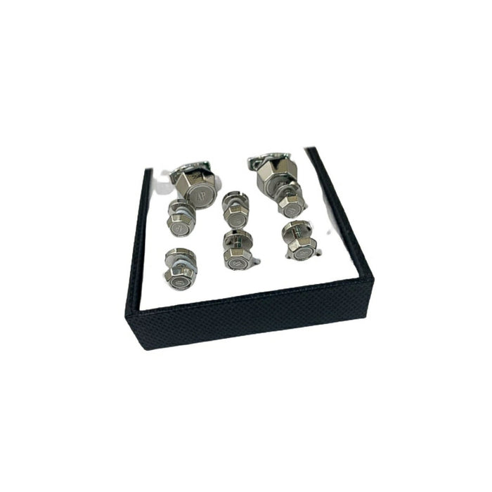 CS786 Cufflink And Stud Set - Bejewel