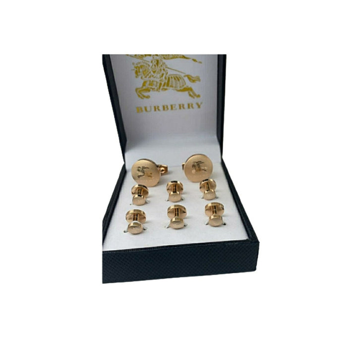 CS766 Cufflink And Stud Set - Bejewel