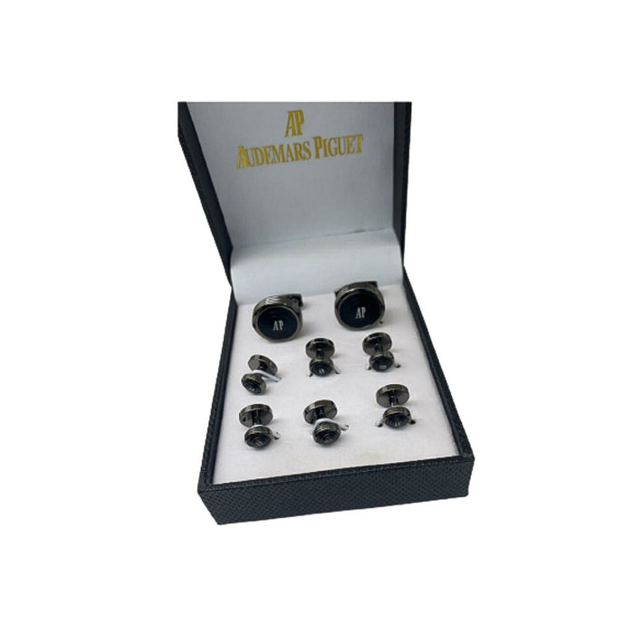 CS287 Cufflink And Stud Set - Bejewel