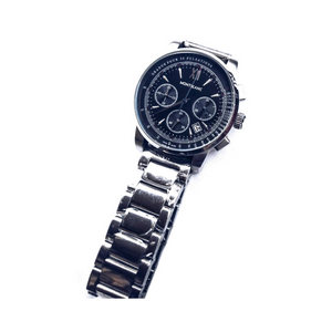 MontBlanc MB478 chronograph men's chain watch - Bejewel