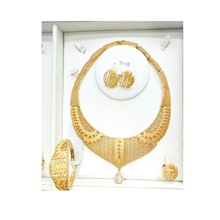 JS367 Women's jewelry set - Bejewel