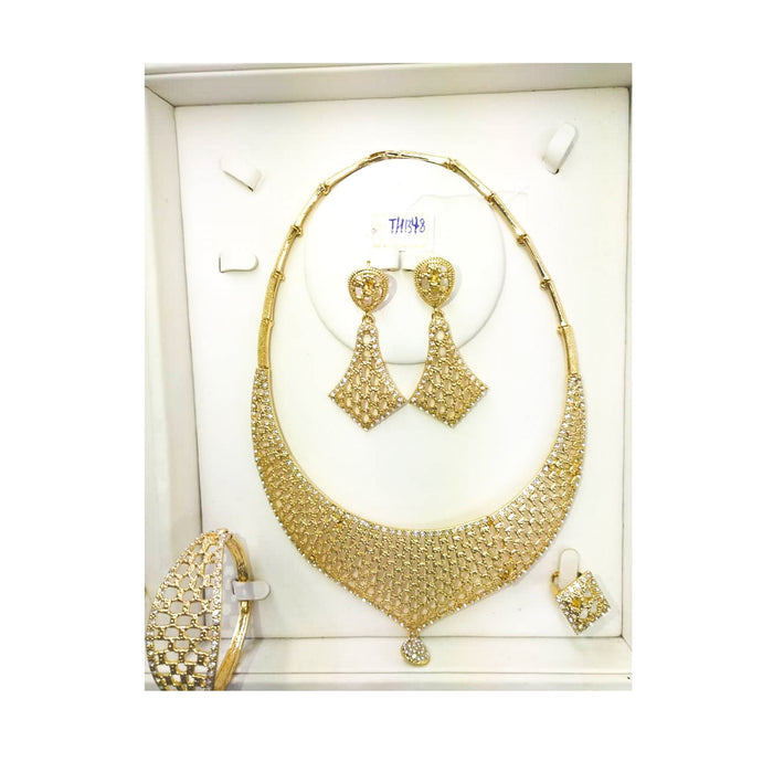JS121 women's jewelry set - Bejewel