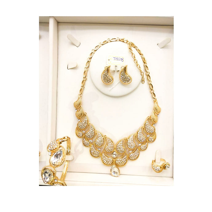 JS706 Women's jewelry set - Bejewel
