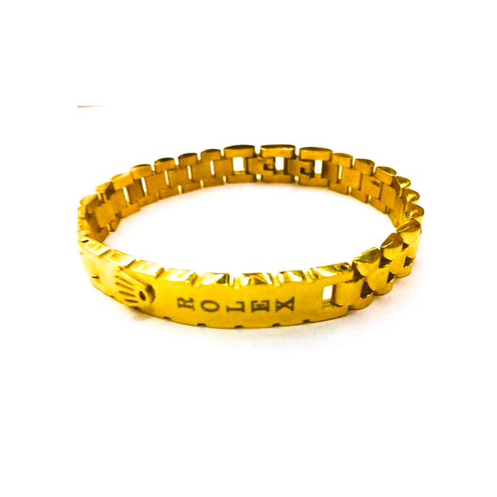 Rolex R238 unisex chain bangle - Bejewel