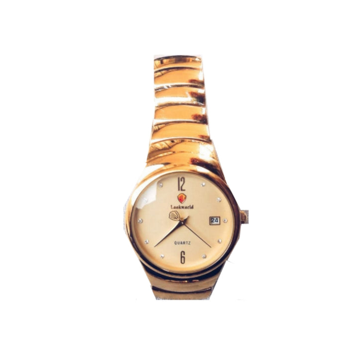 Look World LW379 Women's Chain Watch - Bejewel