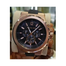 Load image into Gallery viewer, Michael Kors MK379 Chronograph - Men's Rubber Watch - Bejewel