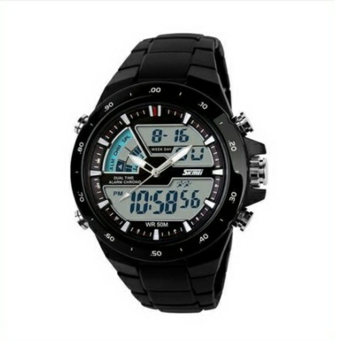 Skmei SM994 unisex synthetic chain watch - Bejewel