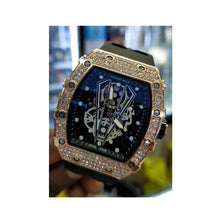 Load image into Gallery viewer, Richard Mille RM640 men's rubber watch - Bejewel