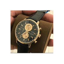 Load image into Gallery viewer, Citizen CZ977 Chronograph - Men's Leather Watch - Bejewel