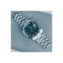Load image into Gallery viewer, Rolex Oyster RO445 Automatic - Men's Chain Watch - Bejewel